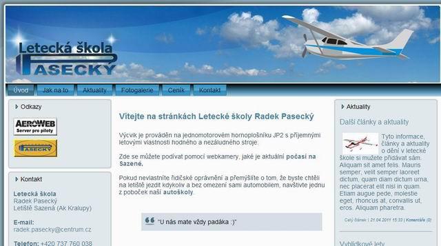 leteckaskolapasecky.cz